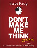 Don't Make Me Think book by Steve Krug