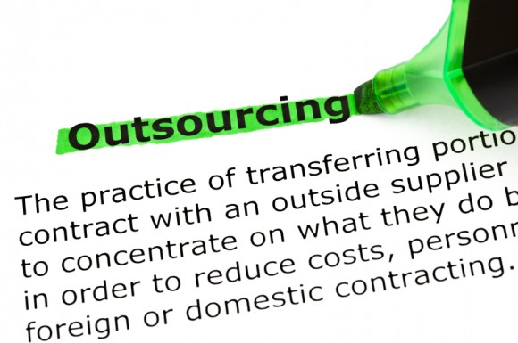 IT Outsourcing definition